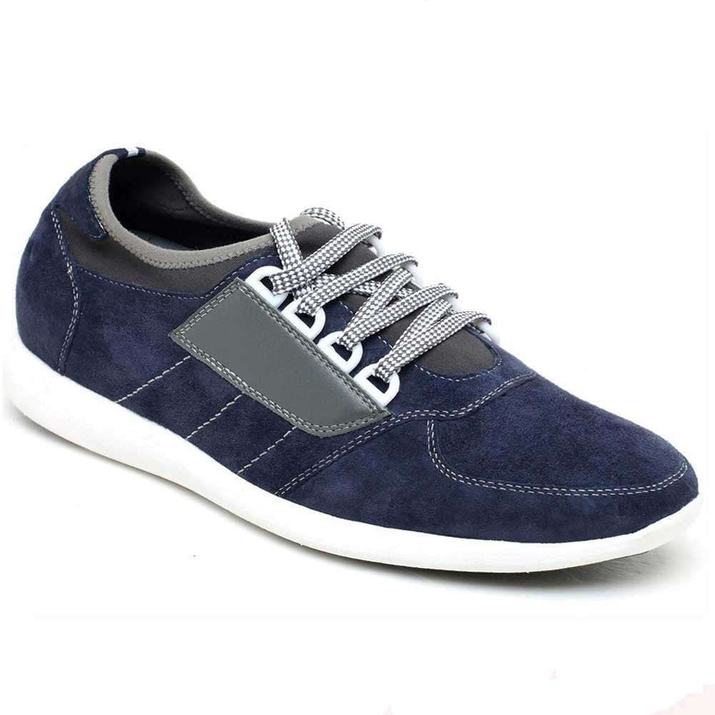 Increase Height 2.76 Inch Ventilate Sneakers For Short Men #H52C11K013D