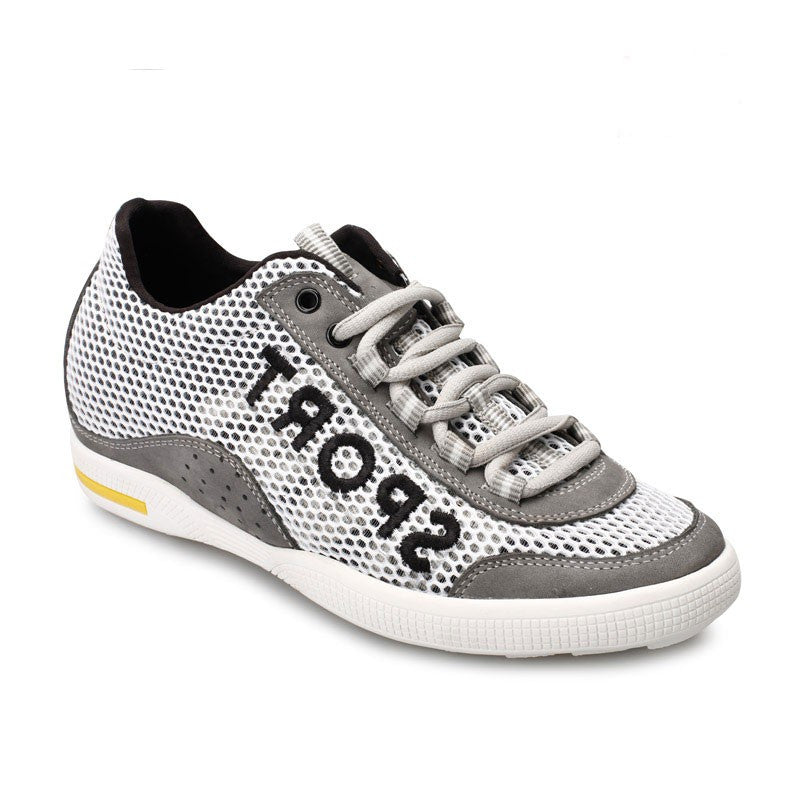 New style sport lovers shoes to make you look taller 6 cm/ 2.36 inch ##W97K01