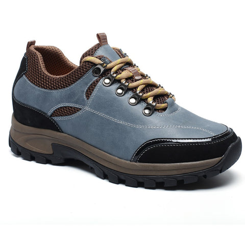 Chamaripa Slip Woodland Height Increasing Shoes For Short Man #H61122K011D