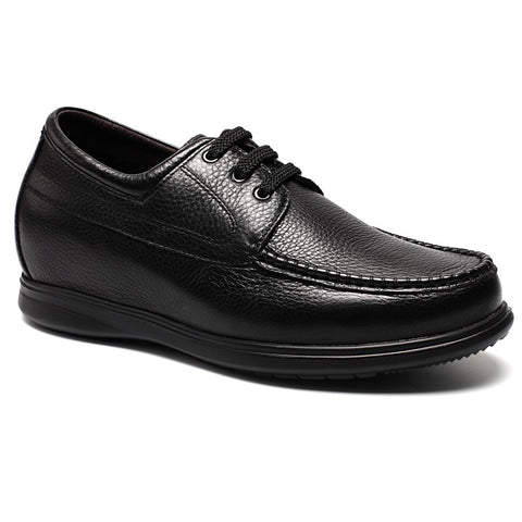 CHAMARIPA Tall Shoes Casual Leather Loafers Shoes #H62C32K051D