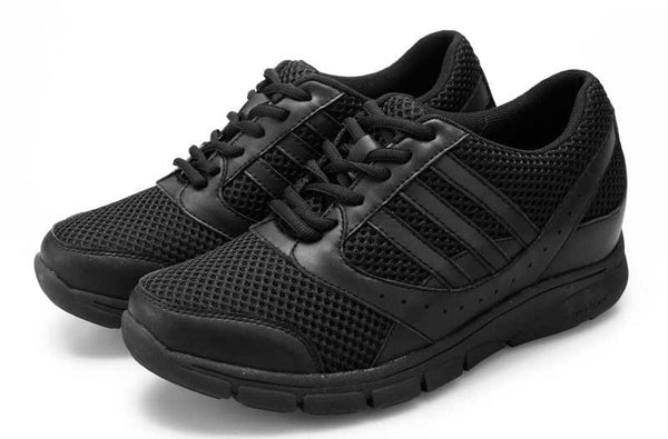 Comfortable Lifts for Shoes Mens Elevator Sneakers Sports Athletic Trainers Sneakers shoes #X63B19