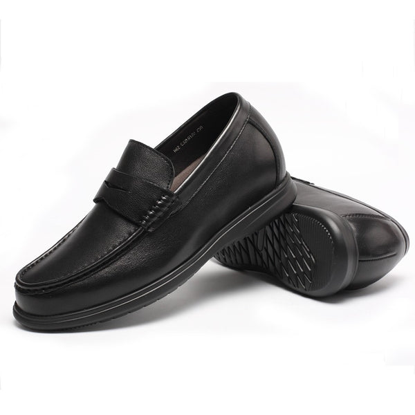 CHAMARIPA Taller Shoes Casual Oxfords Leather Shoes #H62C32K012D