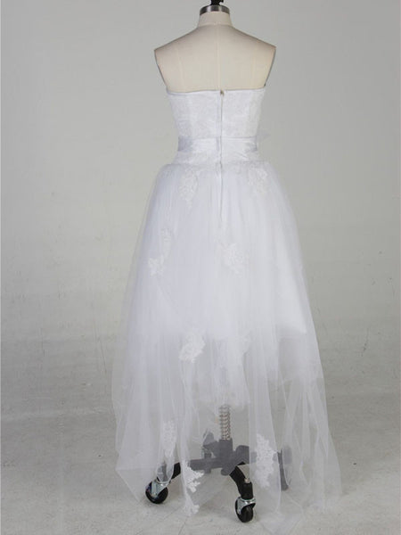 Wedding dress summer crazy wedding dress #HS0076