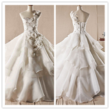 Disney Princess Wedding Dresses Snow White #HS0044
