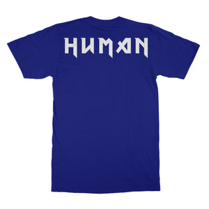 Human - Royal Blue & White - Conduit Brand