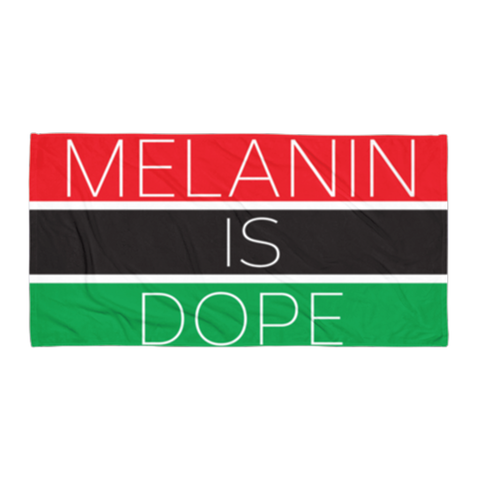 Melanin Is Dope™ Blanket - Conduit Brand