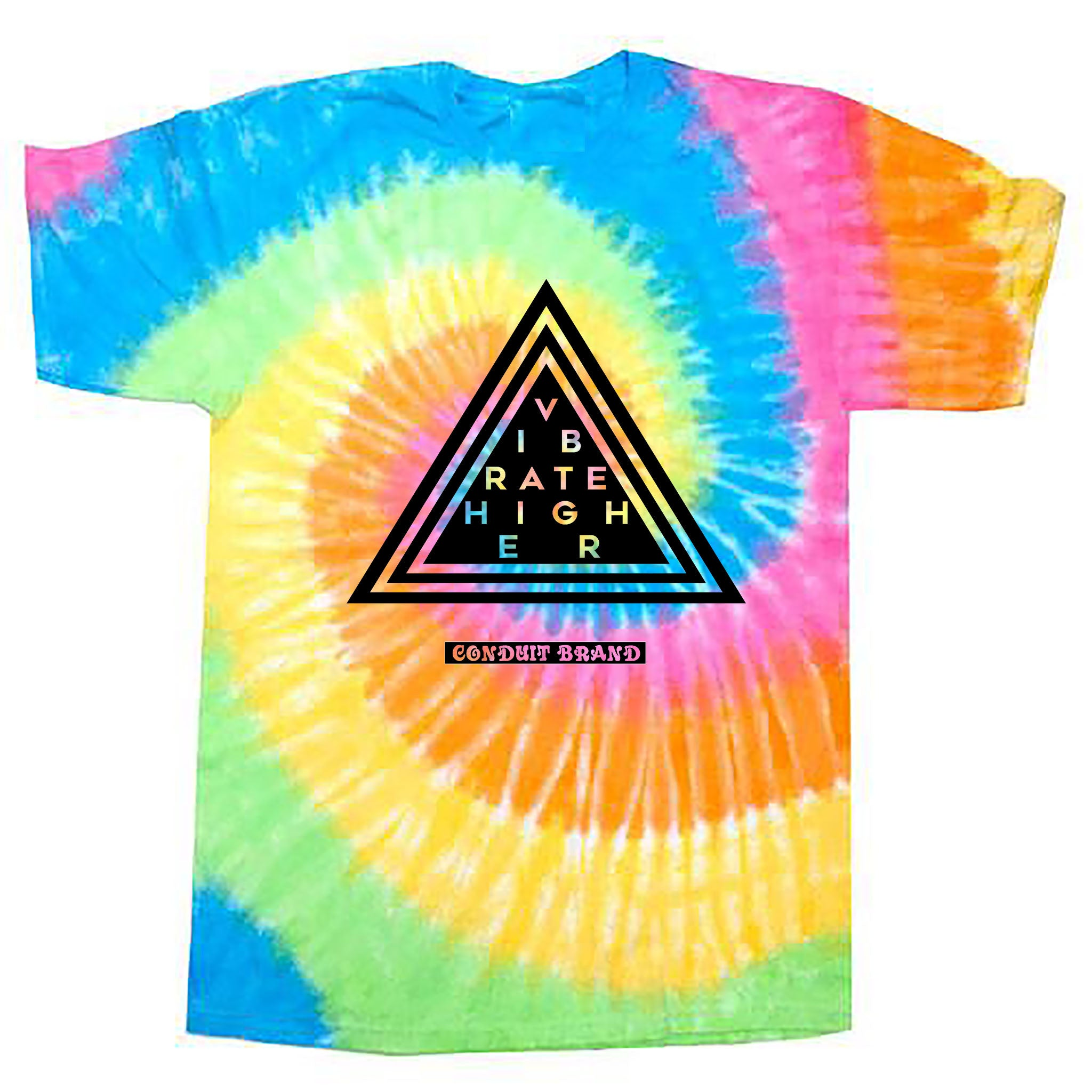 VIBRATE HIGHER TIE DYE - Conduit Brand