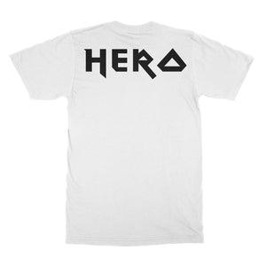Hero - White & Black - Conduit Brand