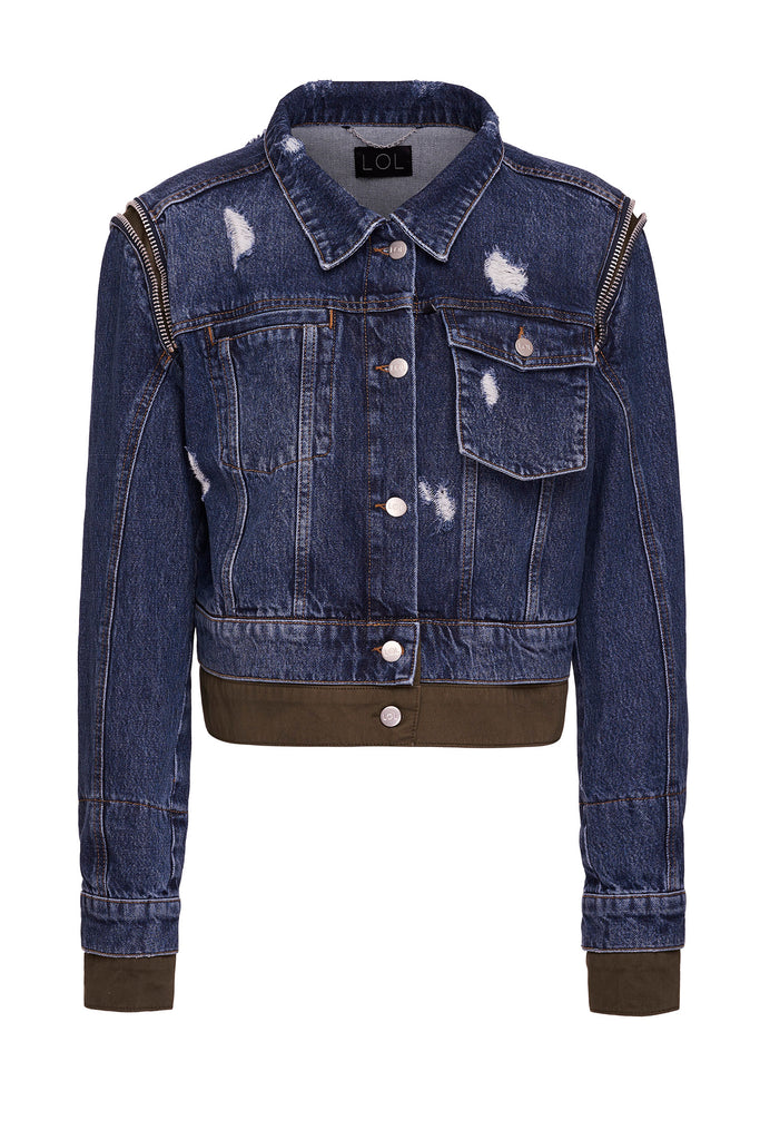 Gaia Denim Jacket
