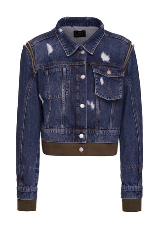 Amaya Denim Jacket