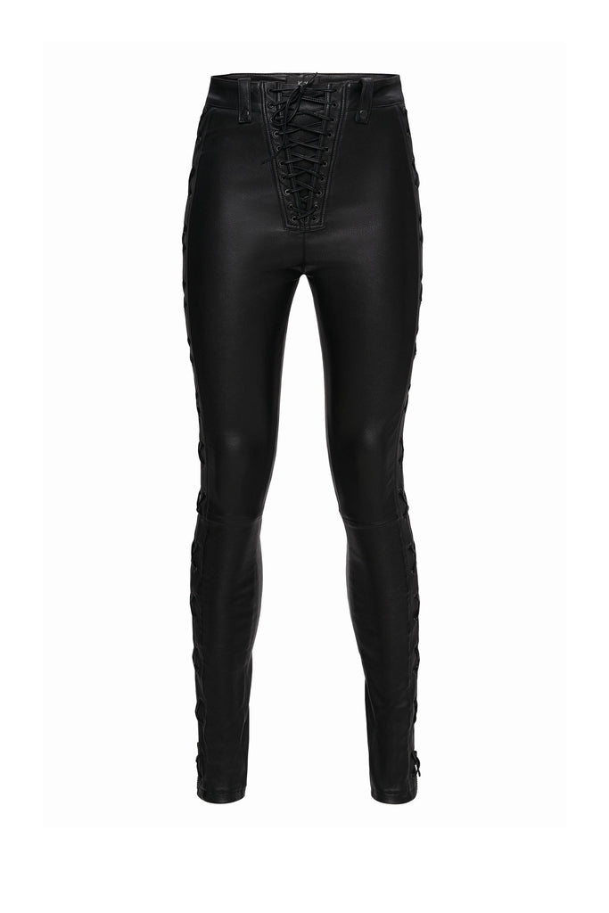 Odelia Leather Pants