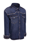 Mayra Denim Shirt