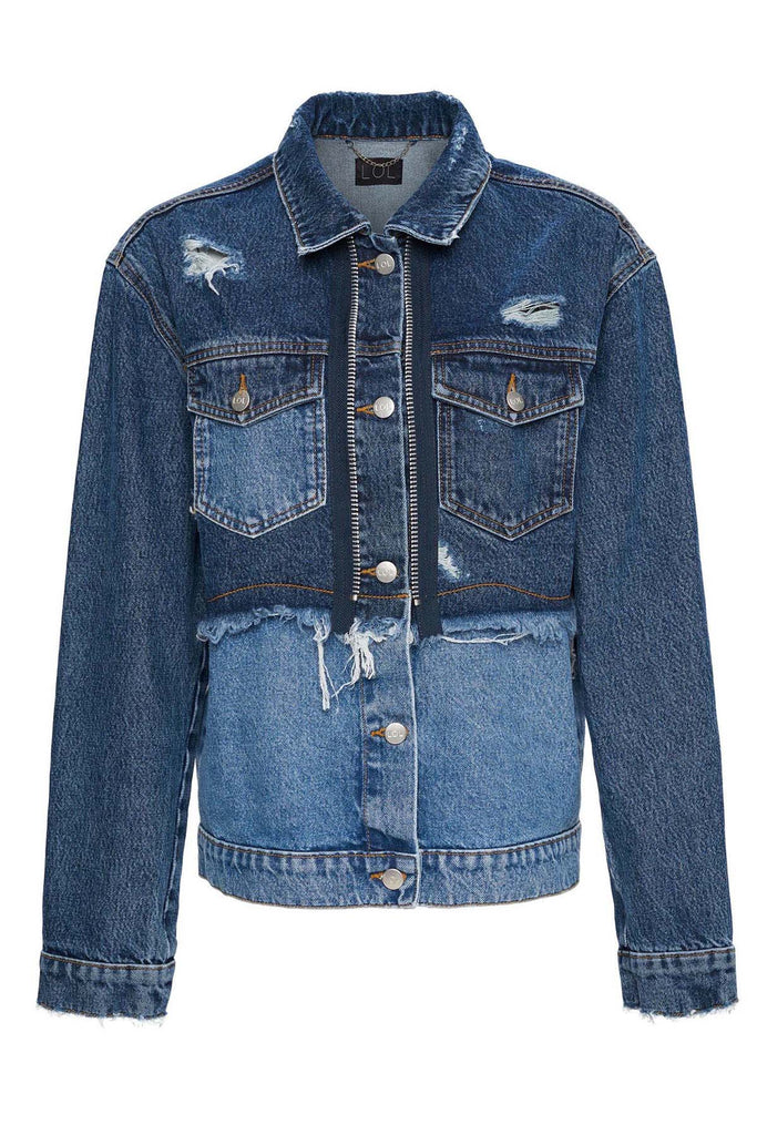 Milan Denim Jacket