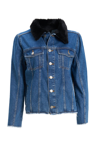 Iris Denim Jacket
