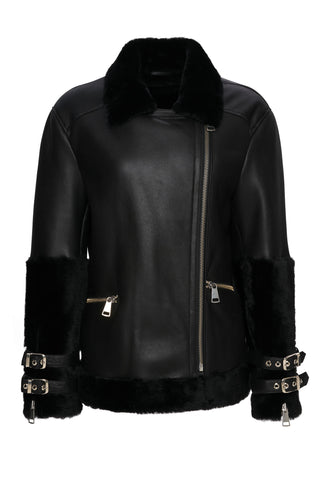 Elenor Leather Jacket