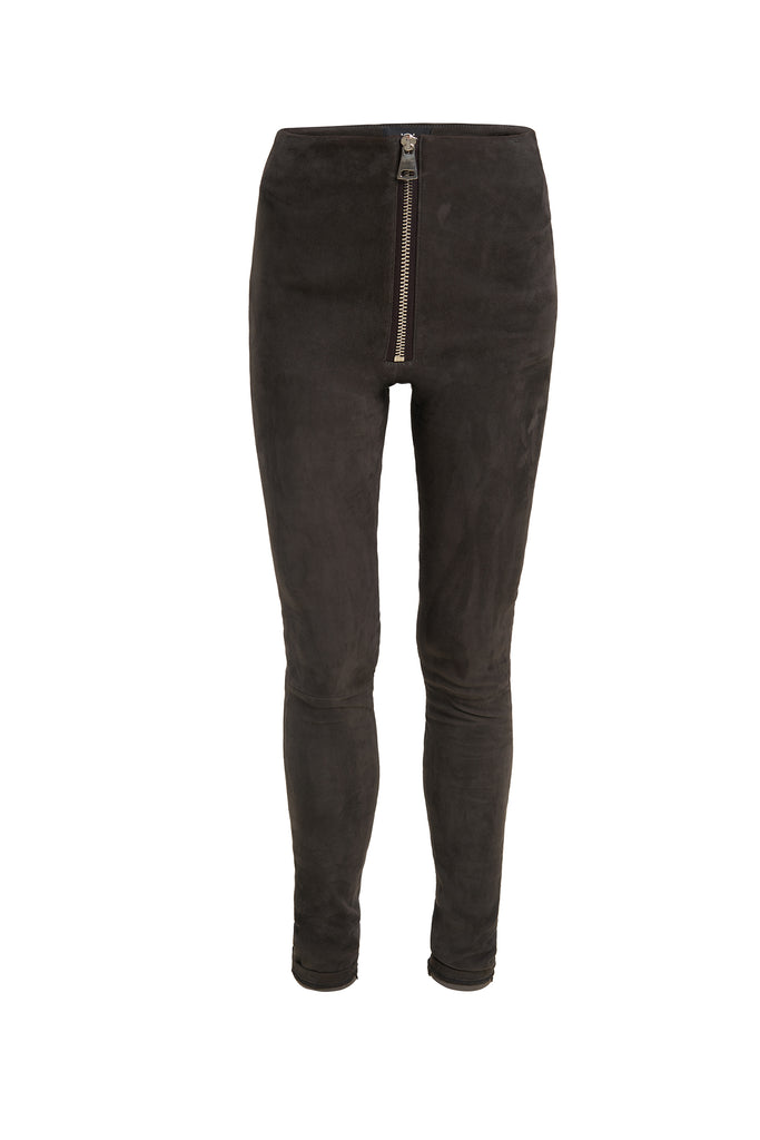 Vicky Suede Pants