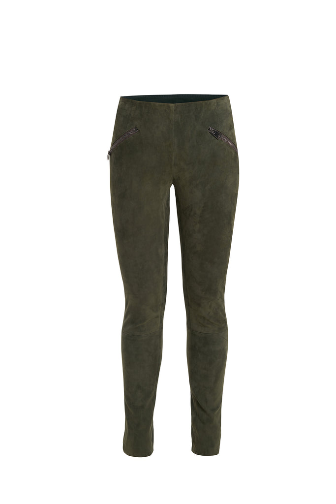 Renee Suede Pants