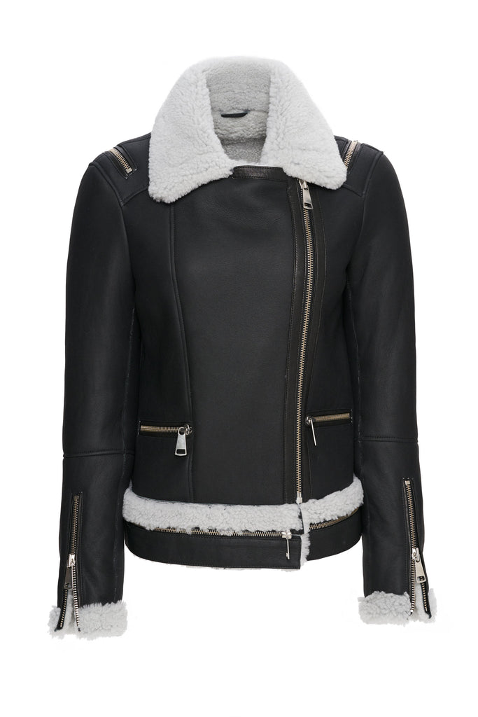 Serena Shearling Jacket