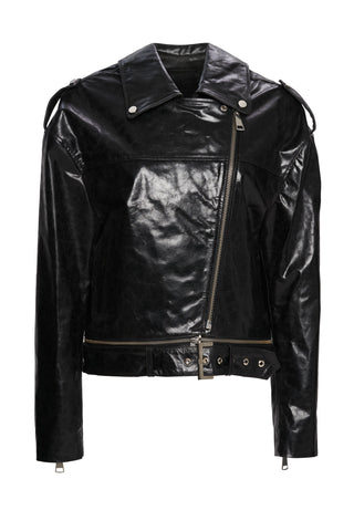 Lou Leather Jacket