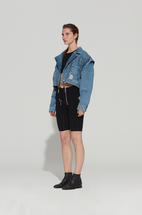 Gia Denim Jacket