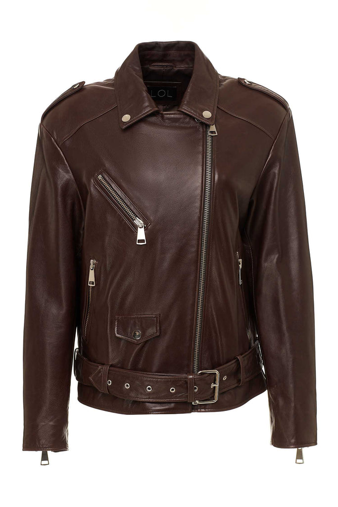 Devin Leather Jacket