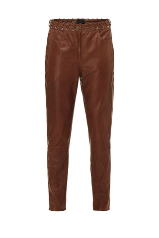 Shea Leather Pants
