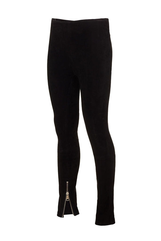 Cassidy Suede Leggings