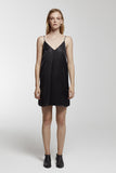 Silk mini cami dress