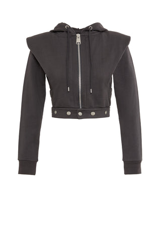 Mathilde Leather Blazer