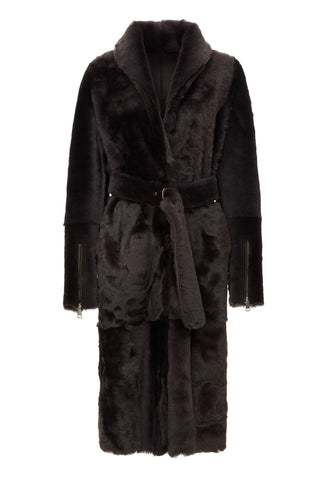 Sonia Shearling Coat