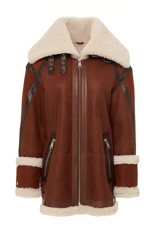 Blair Shearling Jacket