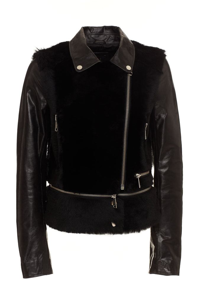 Riah Shearling Jacket