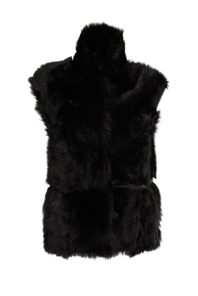 Brigitte Shearling Coat