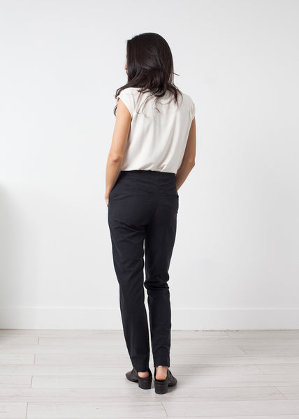 Troupy Pant in Silky Cotton