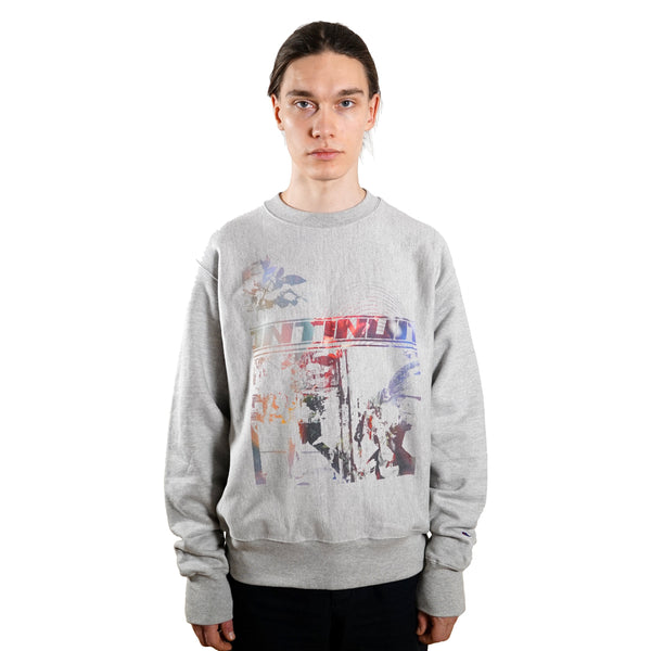 rule of three connotation sweatshirt front model