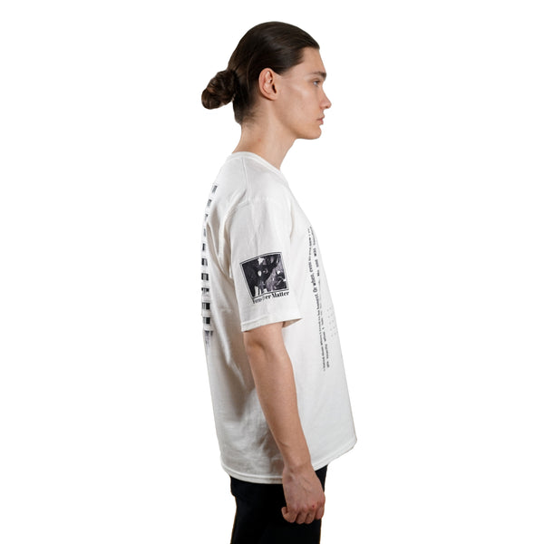 rule of three forms tee tshirt side right model