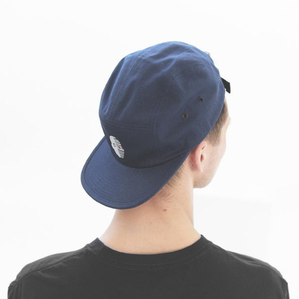 robot cap hat on male model