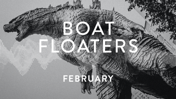 Boat Floaters: February 2021