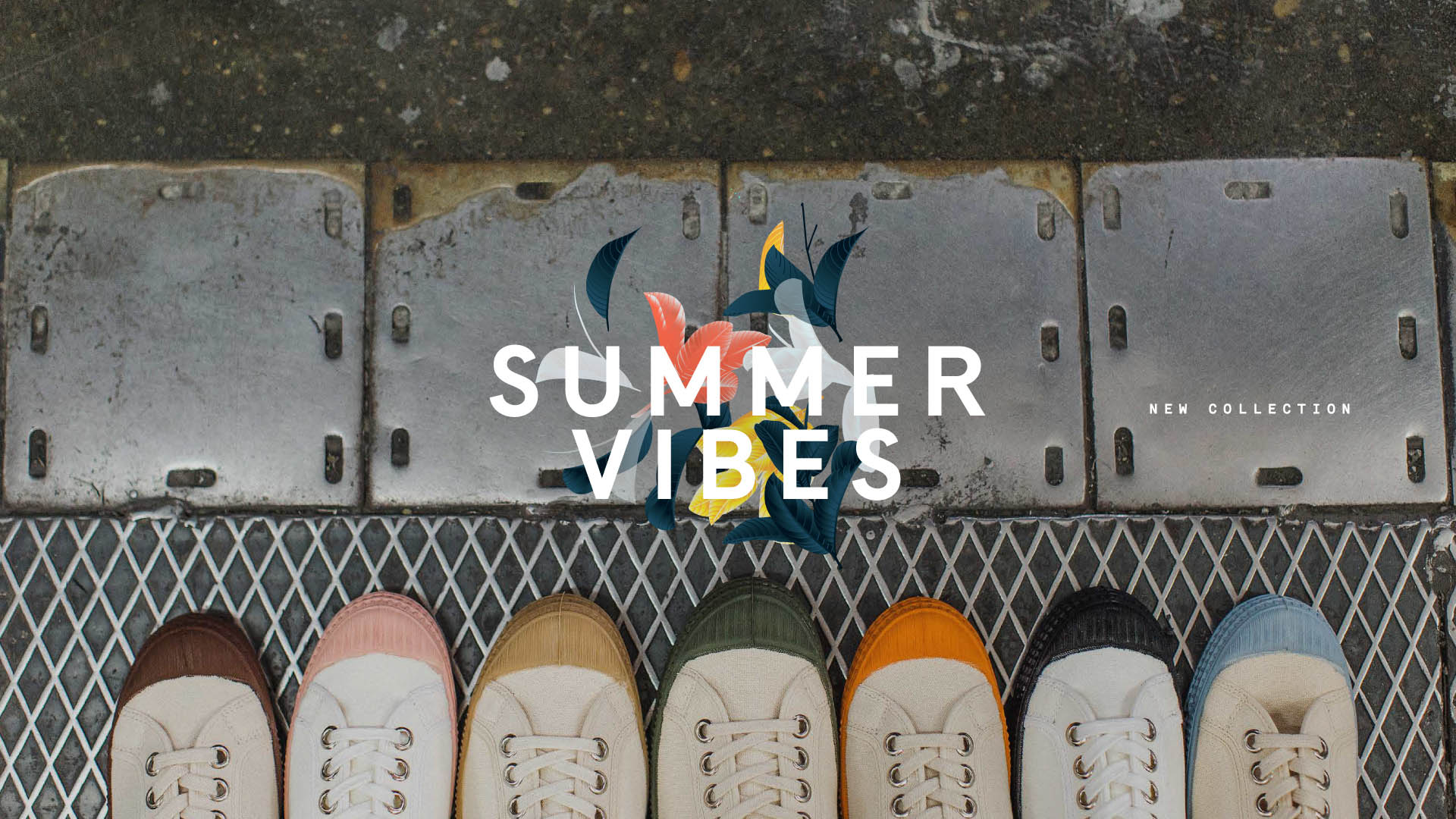 Meet Bernard Men's Summer Vibes