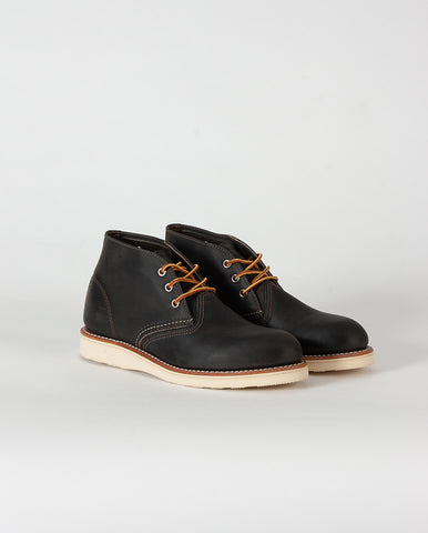 Work Chukka CHARCOAL