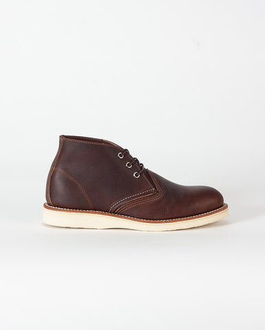 Work Chukka Briar Oil Slick