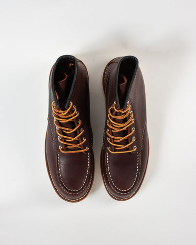 Moc Toe Boot BROWN