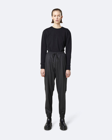Unisex Waterproof Trousers BLACK