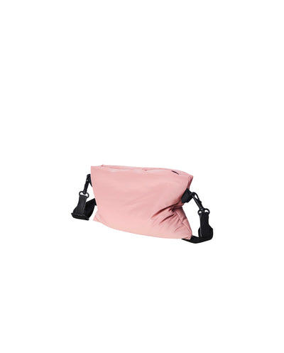 Padded Pouch Bag Blush