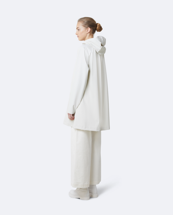 Womens Aline Jacket Off White