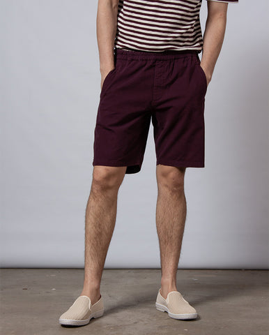 Drawcord Assembly Shorts PLUM