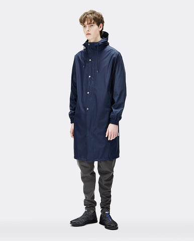 Unisex Fishtail Parka NAVY