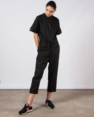 Simona Jumpsuit Black