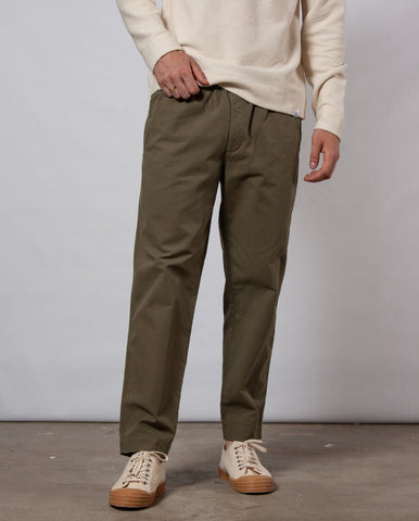Assembly Drawcord Pant OLIVE