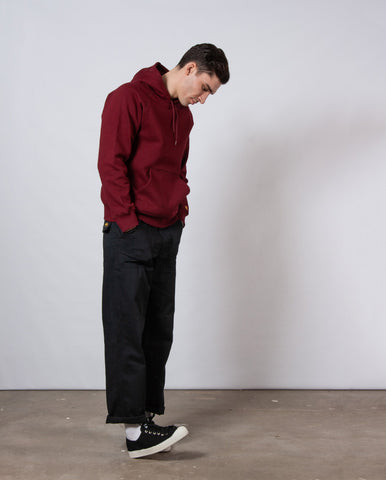 Loose Fatigue Pant BLACK